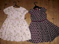 Girls party dresses age 3-4