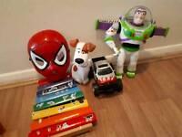 Toys mix