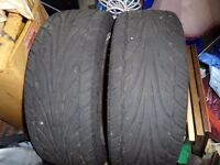 Tyres will Fit MX5 or equivalant
