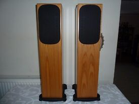 Monitor Audio RS5 Floor Standing Speakers - Working but Sold as Seen - Norwich