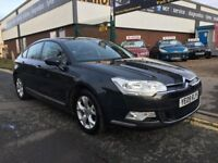 """CITREON C5 VTR+ 1.6 HDI"""""""" 09 PLATE""""""""NEW TURBO WITH WARRANTY""""""""ALLOYS"""