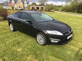 2013 FORD MONDEO ZETEC BUSINESS EDITION 2.0TDCI BLACK MANUAL **LOVELY CAR** WELL MAINTAINED **