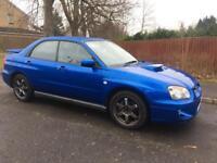 Subaru WRX Impreza Turbo (2004) £2975 possible swap/PX