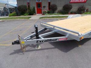 2017 Excalibur Galvanized Car Hauler 3.5 Ton Belleville Belleville Area image 3