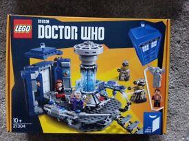 Lego Ideas Set Dr Who