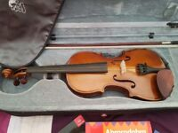 Viola - immaculate condition + 3 Viola books