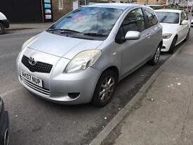 Toyota Yaris 1.0 2007 89000 miles 2 owners 2 keys