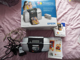 Epson PictureMate personal photo lab T5570