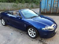 2002 MG TF 1.8 9 Months MOT