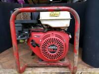 Honda gx390 powered generator 7kva