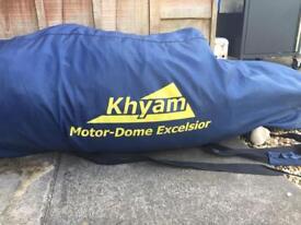 Khyam Motordome awning