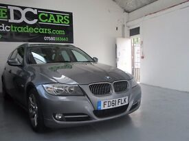 bmw 318d exclusive touring 11/61