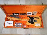Fender 52 Vintage Telecaster Hotrod.