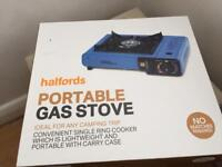 Brand new camping stove