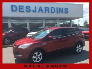 2014 Ford ESCAPE FWD SE / Groupe Electrique/Air Climatise/Camera