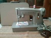 Singer 329k Heavy Duty Sewing Machine (Serviced)