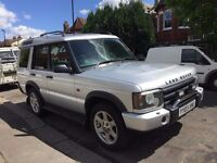 Land Rover Discovery 2 TD5 ES auto 2003