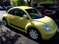 VOLKSWAGEN BEETLE LIMITED EDITION. . VGC..