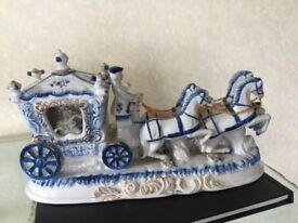 Coach & Horses Ornament