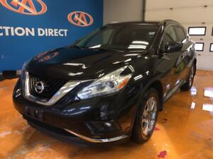 2017 Nissan Murano SV AWD/ PUSHBUTTON START/ POWER DRIVERS SE...