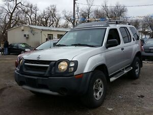 2004 Nissan Xterra as is special,,PLS SEE DETAILS*