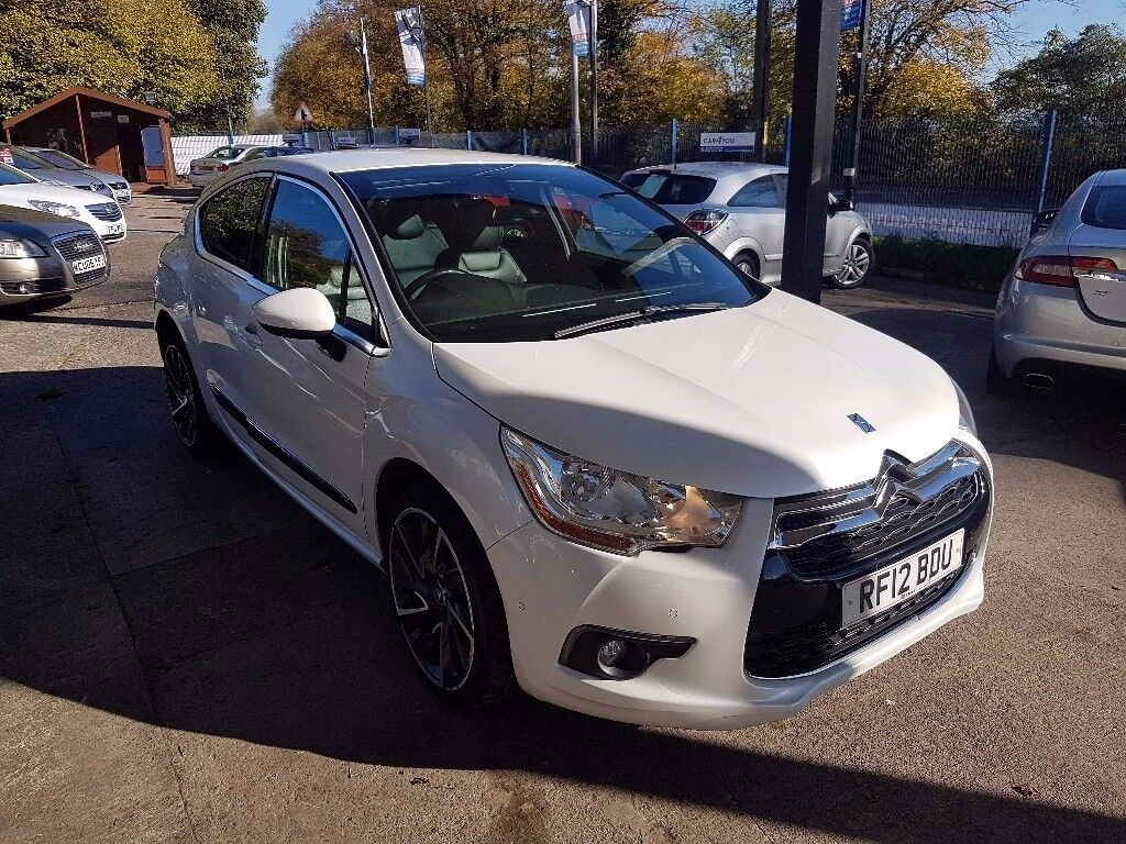 Citroen DS4 2.0 HDi DSport 5dr PERFECT CONDITION DRIVE AND LOOKS LIKE NEW!! 3 months Guarante