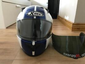 Motorcycle helmet X-lite x602r