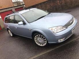 56plate ford mondeo estate semi automatic 12 mouths mot