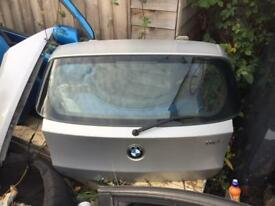 BMW 1 SERIES TAILGATE BOOT LID E81 E87