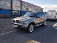 FACE LIFT 54 REG BMW X5 3.0D SPORT,AUTO,12 MONTHS MOT,TOP SPEC,07707755411