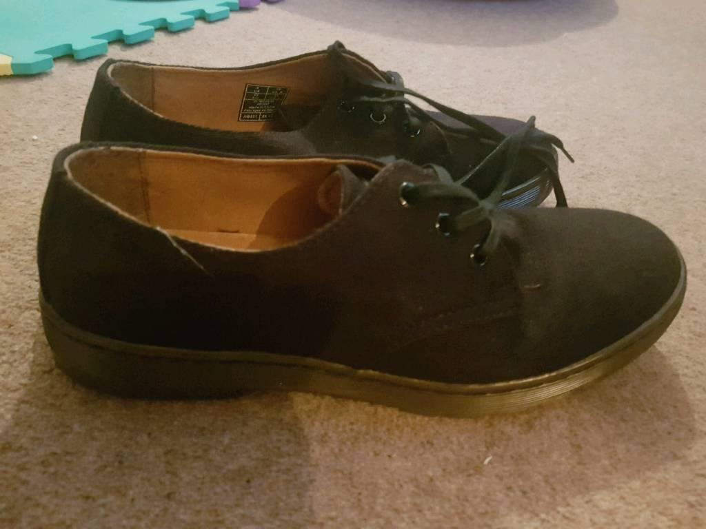 the cheapest wholesale outlet on sale Dr Martens Delray Canvas Shoes. Men's Size 9   in Milton Keynes,  Buckinghamshire   Gumtree