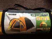 Izard trail 2 man tent £15