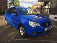 Volkswagen Polo 1.4 TDI Dune 5d. Excellent Condition Inside & Out, Low Mileage, A/C