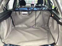 Hatch bags boot liner and dog guard
