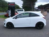 VAUXHALL CORSA 1.2 Limited Edition (white) 2012