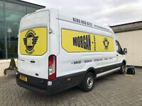 owner riders and van drivers urgently required