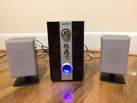 Soundwave 2.1 Speaker System (fully working)