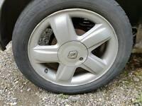 Renault clio 15 wheels