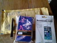 Cover for samsung mini s3 new never used bought wrong cover