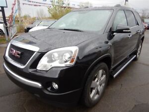 2010 GMC Acadia SLT LEATHER PANO ROOF SIEGE CAPITAINE