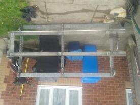 roof rack for transit or van