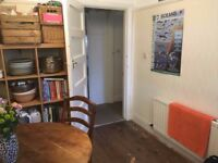 Spacious double bedroom in friendly house share to sublet for 3 months