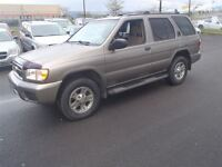 2003 Nissan Pathfinder Chilkoot Edition