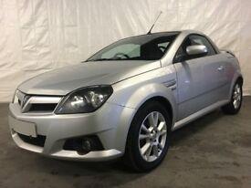 2004 Vauxhall Tigra 1.4i 16v Sport Cabriolet 2dr 1364cc *** MOT ***