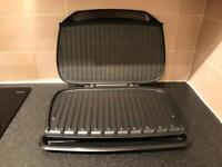 Electric griddle George Foreman xlarge 10-portion grill