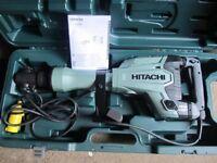 Hitachi heavy duty breaker new