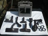 Attachments for a Kirby vacuum cleaner