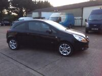 Vauxhall Corsa 1.4 SXI Only 75,000 miles 1 Years MOT