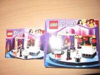 Various Lego Friends Sets - individually priced - see photos and description
