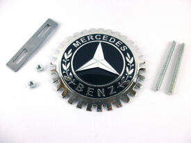 Mercedes Benz Car badge emblem logo W201 W124 W126 W123 W114 W115 W109 W108